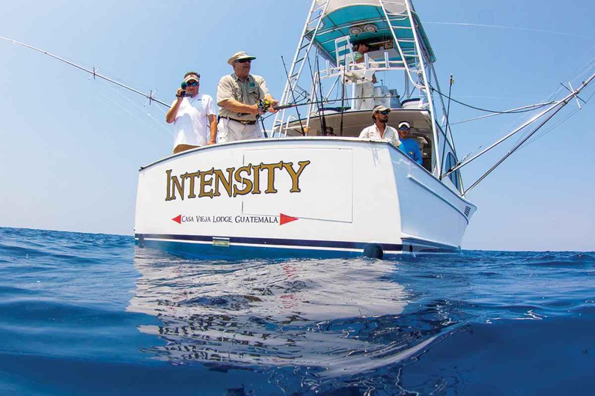 How to shoot better fishing clips fishing reports for Kure beach fishing report