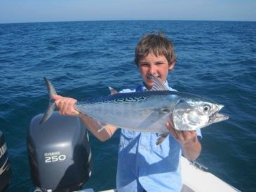 Bonita fishing blast it 39 s that time of year fishing for Take me fishing org