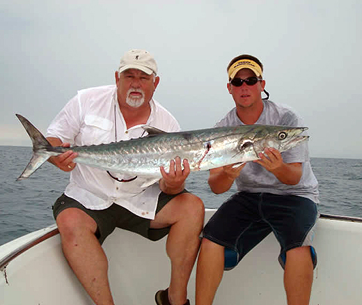 Topsail island nc fisherman 39 s and family paradise for Topsail beach fishing report