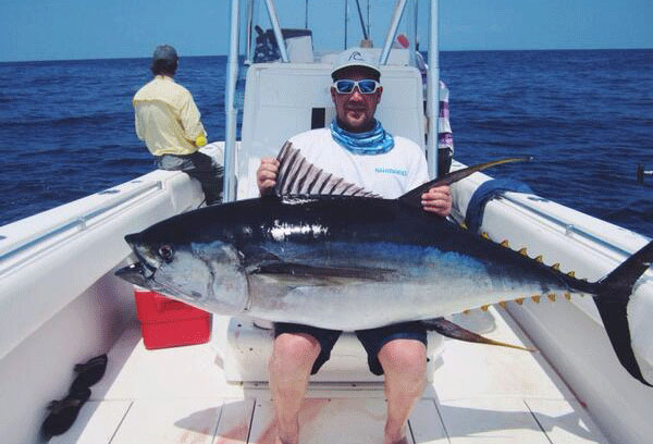 Fishing the outer banks fishing reports coastal for Saltwater shore fishing tips
