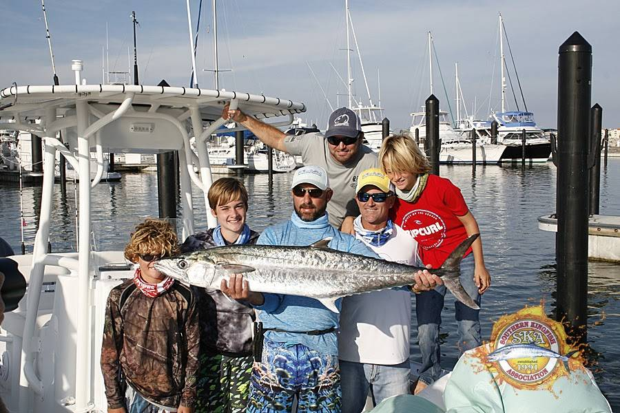 A look at the southern kingfish association for 2017 for Nc fishing regulations 2017