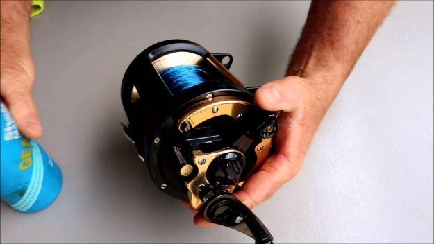 Getting Your Reels Ready For Spring Fishing…..Video