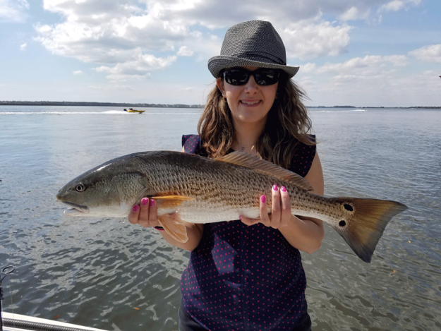 Charleston Area Fishing Tuning Up