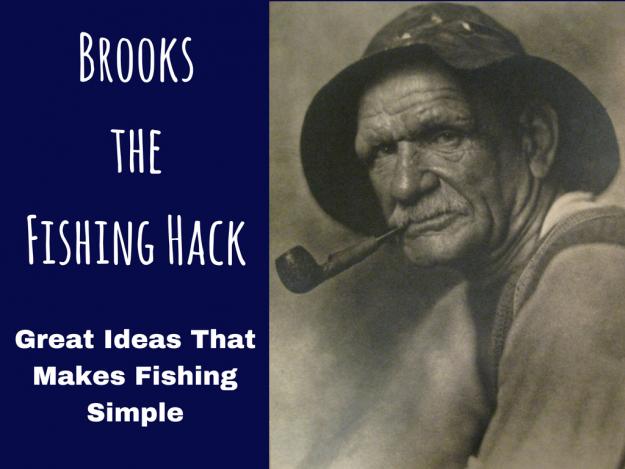The Fishing Hack…Hook Holder