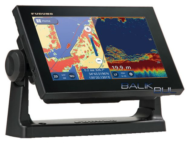 Furuno Multi-Touch With Built-In Chirp Fish Finder……Product Review