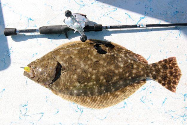 Old School Flounder Fishing