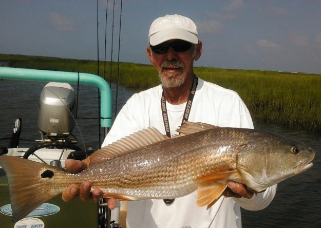 bea1c3900be Fishing With MirrOlures……Captain Lee Parsons Seminar
