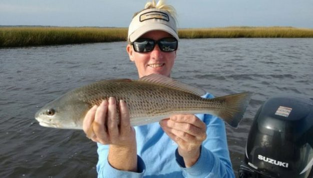 Fall Live Bait Fishing For Redfish, Trout & Flounder….Video