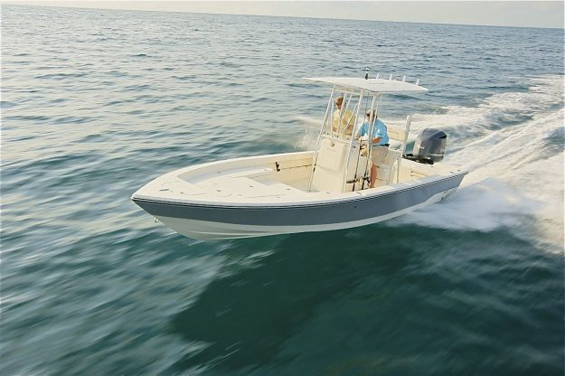 Pathfinder 2400 TRS….Boat Review