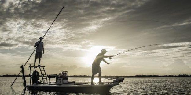 Flats Fishing Etiquette