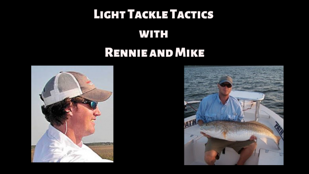 Light Tackle Fishing Tactics From Top Anglers…..Video