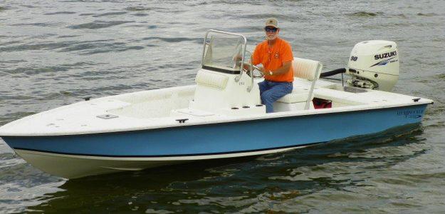 Stumpknocker 184 CC Coastal…….Boat Review