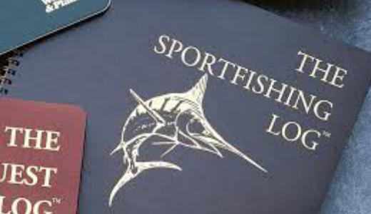The Fishing Log Book…….Your Fishing Bible