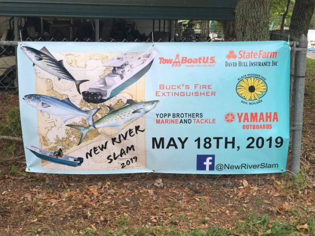 New River Slam Fishing Tournament Kick Off May 18th