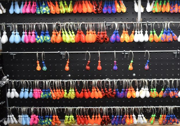 Lure Maker That Has It All…..Family, Career and Lures
