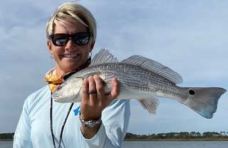 Angler of the Month…..Charleston's Tanya Dowdy