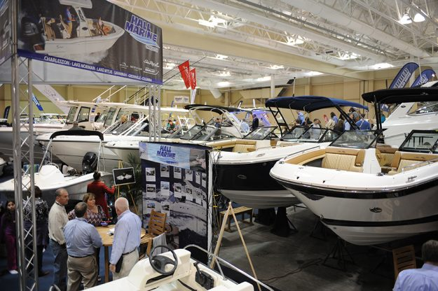 Charleston Boat Show……On Deck this Week