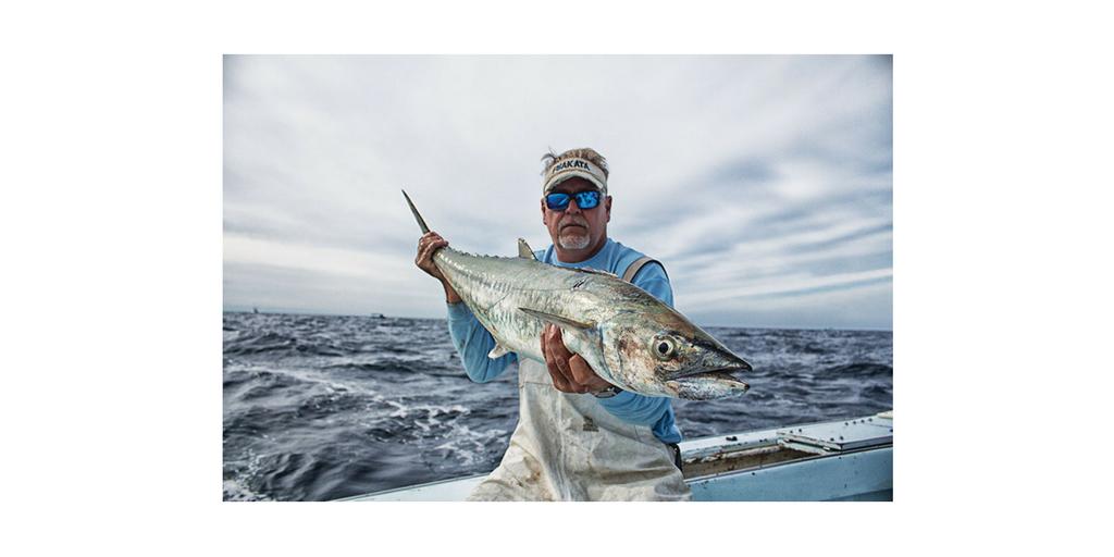 Catching smoker kings off the north carolina coast for North carolina fishing report