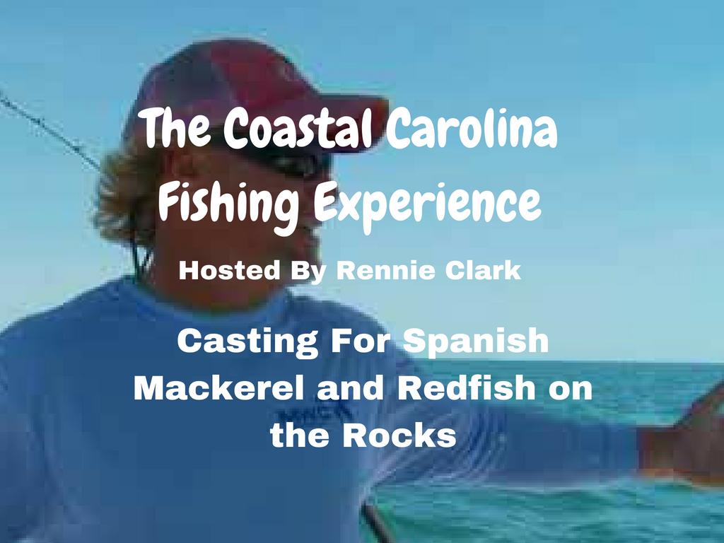 The Coastal Carolina Fishing Experience      Fishing Show