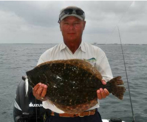 Flounder Fishing Nearshore….The Coming Trend