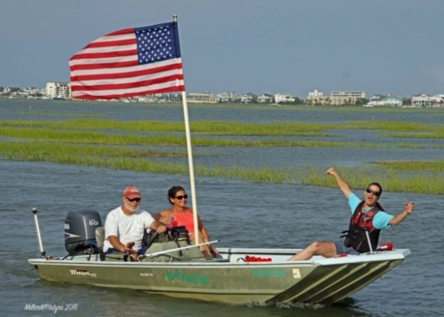 Angler of the Month…….Hal Berry (Hal of a Good Time)