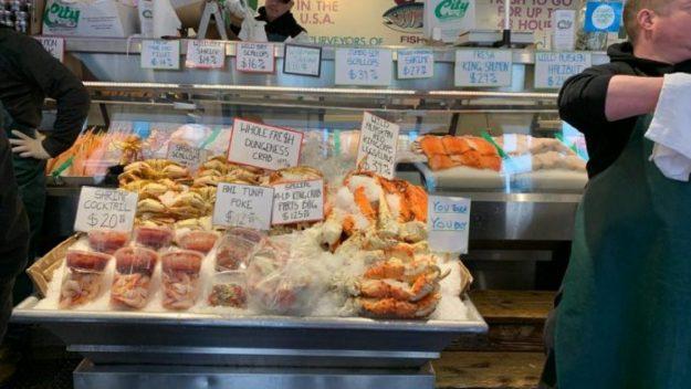 Seafood Mislabeling In North Carolina