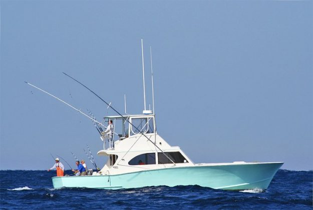 3 Top Places for Deep Sea Fishing in North Carolina