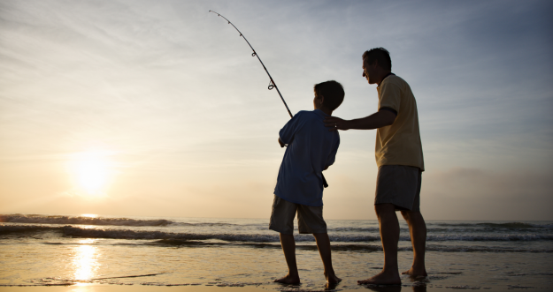 Surf City and Topsail Beach……Angler's Paradise